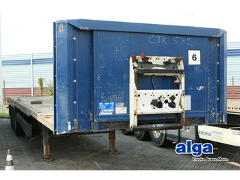 Semirimorchio portacontainer/ caisse interchangeable Krone SD, Containerchassis, 1x 40Fuß, 2x 20Fuß, Luft