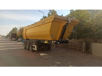 MEILLER USED TIPPER TRAILERS 2010 to 2018 - semirimorchio ribaltabile