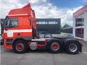 DAF CF85-360 6x2 MANUEL GEARBOX  - trattore stradale