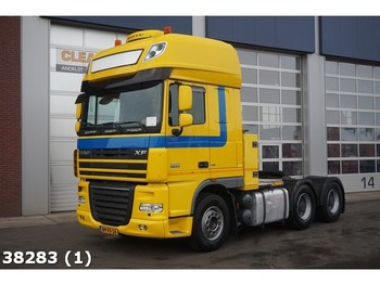 DAF FTT 105 XF 510 6x4 Euro 5 Intarder - trattore stradale