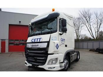 DAF XF106-480 / SPACECAB / AUTOMATIC / RETARDER / 52.0  - trattore stradale