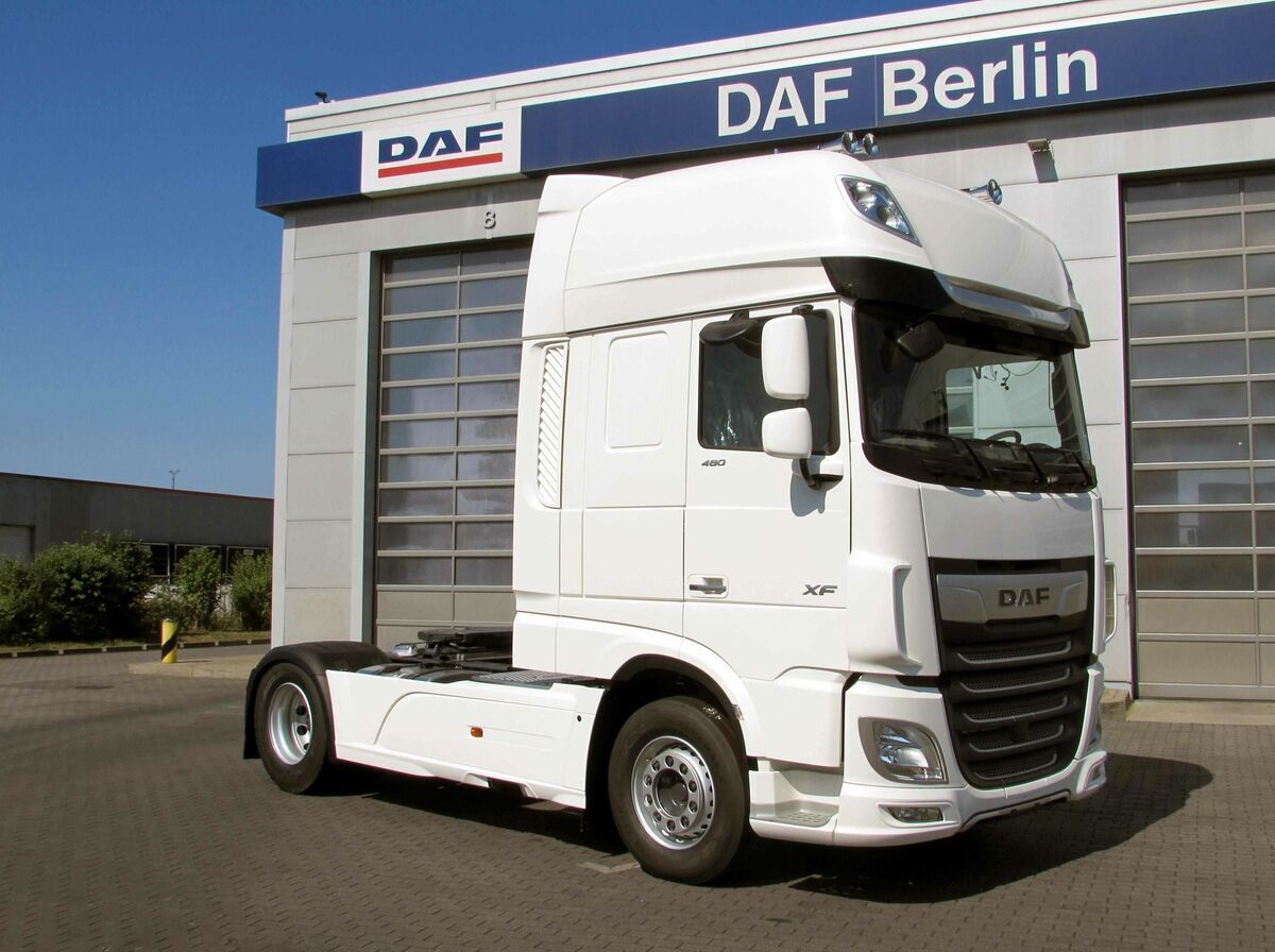 Trattore stradale DAF XF 480 FT SSC, TraXon, Intarder, Euro 6 - Truck1 ID:  3843285