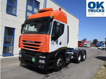 Trattore stradale Iveco Stralis AS440S50TZ/PHM