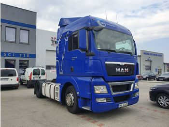 MAN TGX 18.440, Steel/ Air, Automat, Very clean - trattore stradale