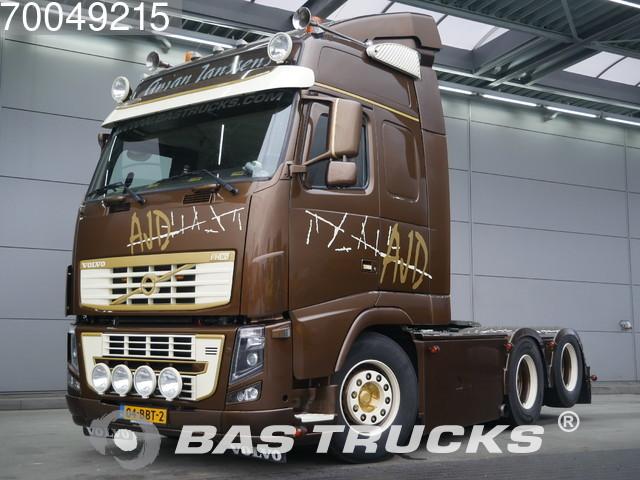 usato volvo fh16 6x2 veb+ liftachse navi xenon leder euro 5 nl