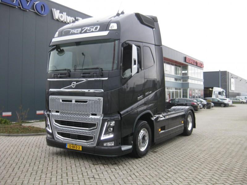 usato volvo fh16.750 demo truck trattore stradale in vendita