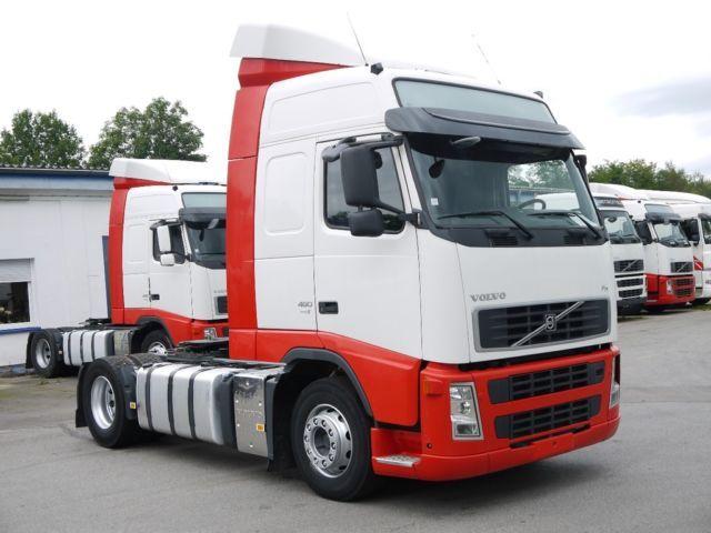 Trattore stradale Volvo FH 13 480*Voith-Retarder*EURO 5* - Truck1 ID:  1469925