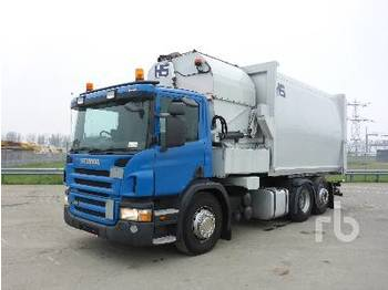 SCANIA P280LB 6x2 Side Loader - camion immondizia